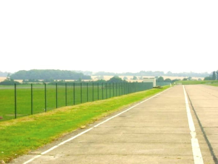 Chain Link Fencing – North Weald Airfield