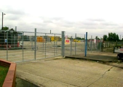 Security Fencing Essex – Peri Ltd Brentwood Essex