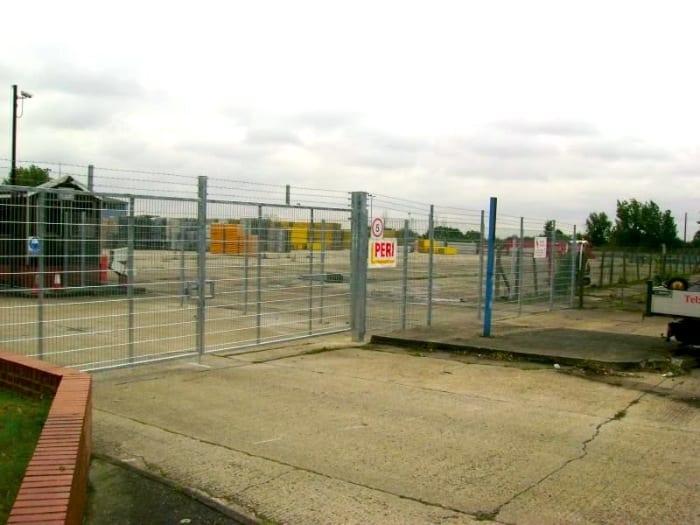 Security Fencing Essex – Peri Ltd Brentwood Essex