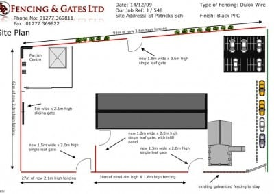 wire-mesh-fencing-cad-plan-st-patricks-school-walthamstow-e-17-london