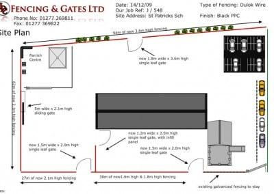 wire-mesh-fencing-cad-plan-st-patricks-school-walthamstow-e-17-london